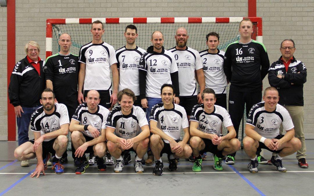 Wedstrijd HS1 – SWIFT Helmond