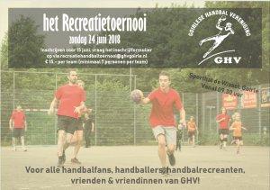 Recreatietoernooi 2018 @ Sporthal de Wissel | Goirle | Noord-Brabant | Nederland