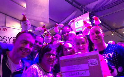 GHV'ers behalen tweede prijs bij dorpsquiz Goirle