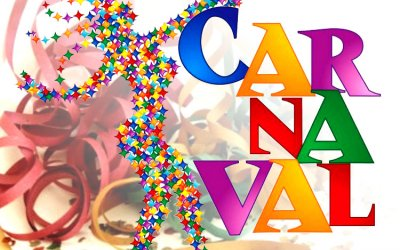 Carnavalsactiviteiten op 15, 23 en 24 februari