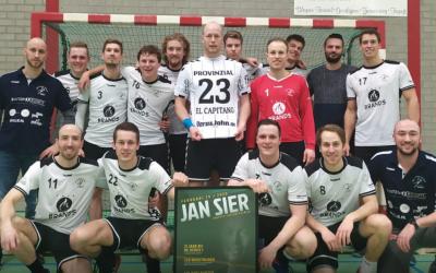BD: GHV naar eredivisie, maar zonder aanvoerder Jan Sier