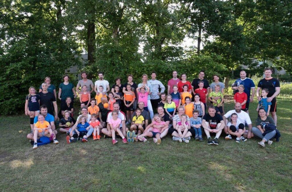 Ouder kind handbal 7 en 8 juli