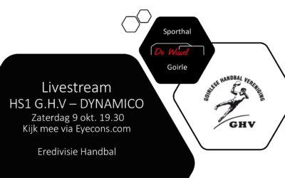 Livestream HS1 – DYNAMICO
